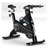 Mugar - Bicicleta Spinning Ciclo Indoor Profesional, MG-600. Disco Inercia 22 kgs, Fitness,...