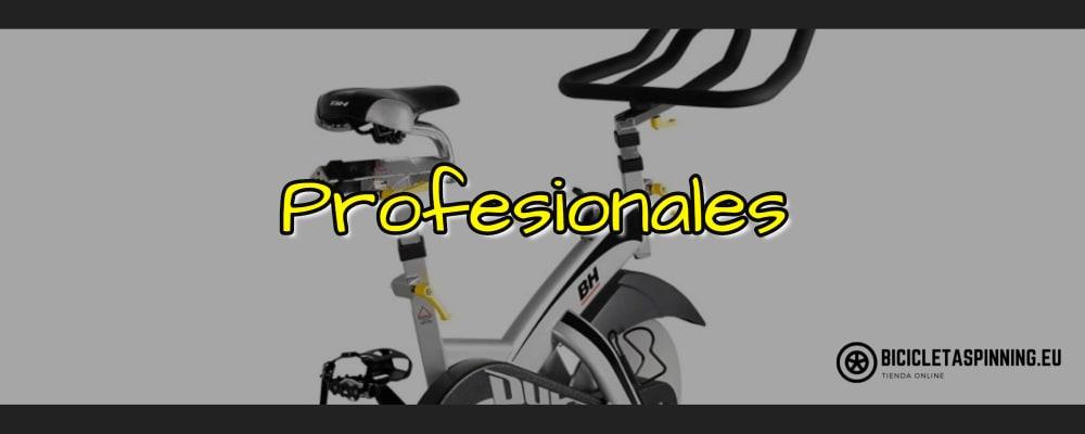 bicicletas de spinning uso profesional