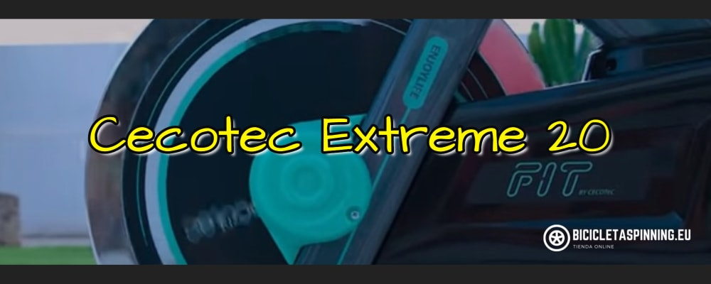 cecotec extreme 20 spinning