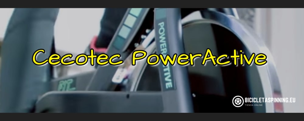 cecotec poweractive spinning