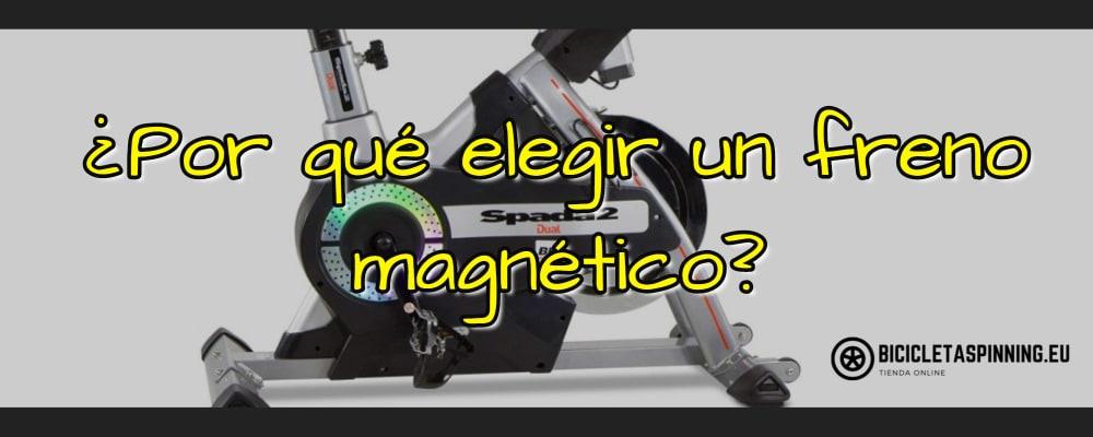 comprar bicicleta spinning magnética