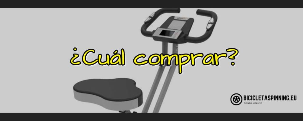 comprar bicicleta estática o spinning