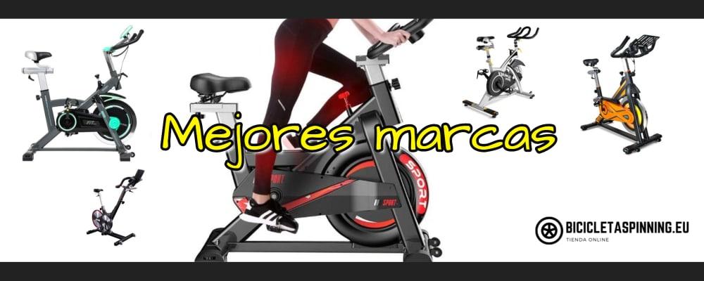 mejores marcas de bicicletas magnéticas spinning