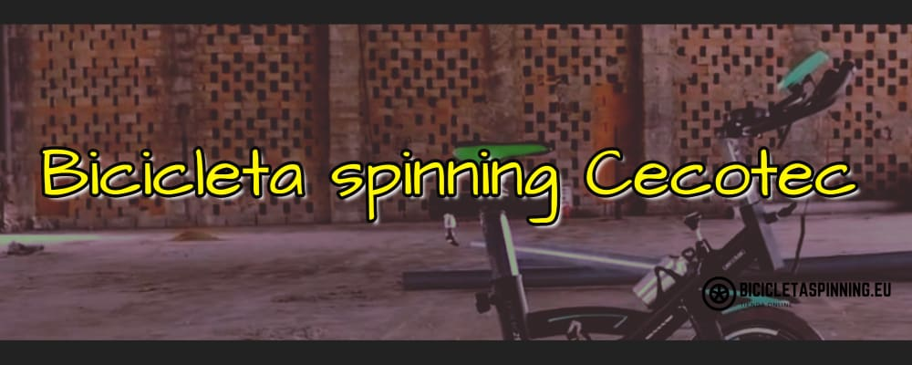 mejor bicicleta spinning cecotec