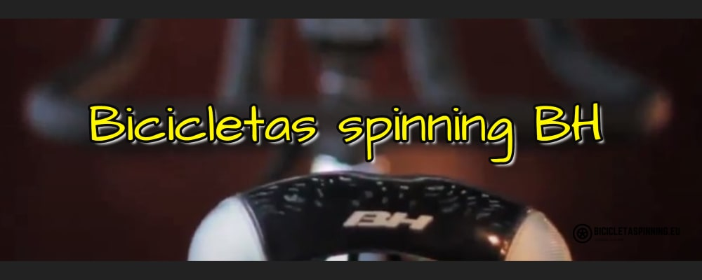 comprar bicicleta spinning bh