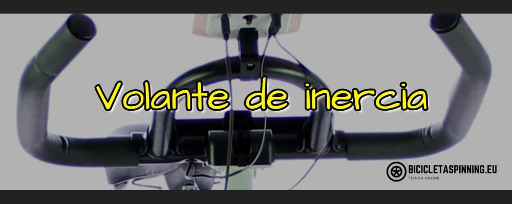 volante de inercia bicicleta spinning