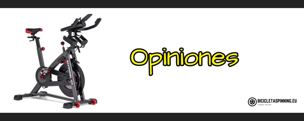 bicicleta spinning schwinn opiniones