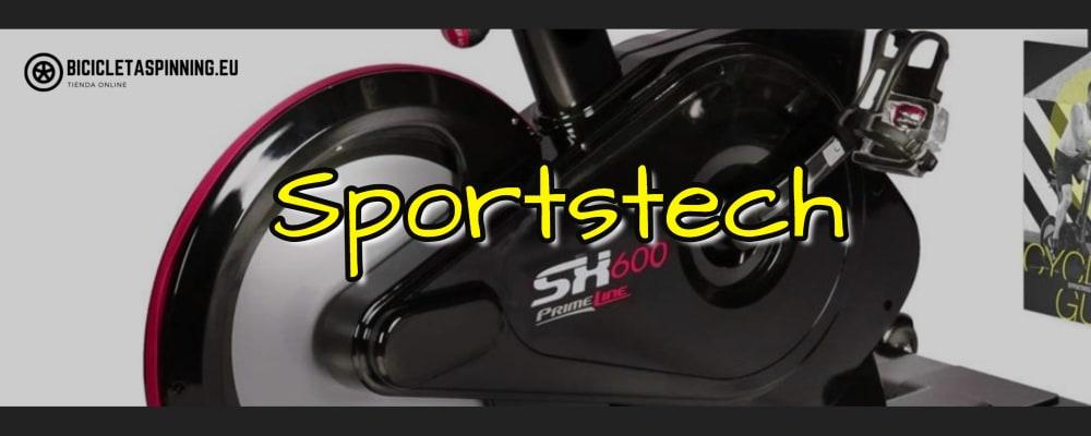 bicicleta spinning sportstech