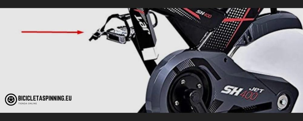 pedales sportstech sx400