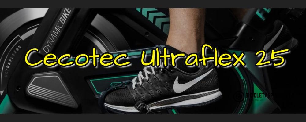 bicicleta cecotec ultraflex 25