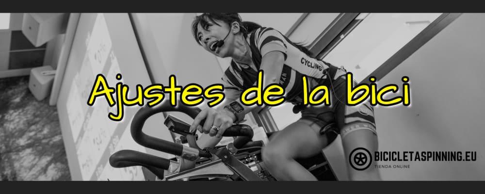 ajustes bicicleta spinning